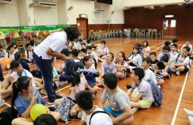 Summer English day camp