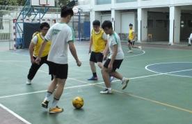 社際足球比賽(初賽)